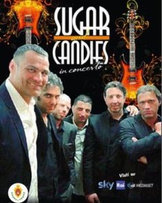 Musica: Sugar and Candies a Rio nell'Elba Da Toscana News 24, 3 agosto 2014