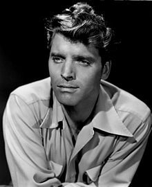 Burt Lancaster- he had the most beautiful smile in the world.