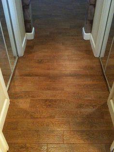 Wood Plank Porcelain Tile Design Ideas, Pictures, Remodel, and Decor - page 20