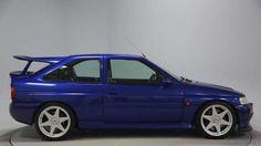 Grey Market 1995 Ford Escort RS Cosworth - Photos