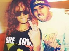 Chris Brown just dropped his freestyle of, Kanye West, 'Theraflu' and he seems to be taking shots at R princess Rihanna.