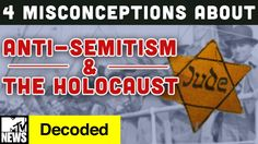 "Let's debunk 4 misconceptions about anti-semitism, anti-romani-ism, and the Holocaust:  Hosted by: Franchesca ""Chescaleigh"" Ramsey  Special Thanks to our Guest Dana Schwartz! To learn more about her check out: http://www.danaschwartzdotcom.com/  Decoded Episode: 5 Excuses for Slavery that Need To Stop https://www.youtube.com/watch?v=epRJZV78iyU  Sources: David Duke Endorses Trump: http://mediamatters.org/blog/2016/03/02/anti-semites-urged-followers-to-get-out-and-vot/208960  Trump Retweets…"