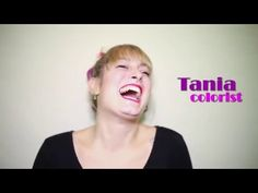 Pink hair don't care - Tania Bendoni colorist @ Contrasto Aveda hair Salons