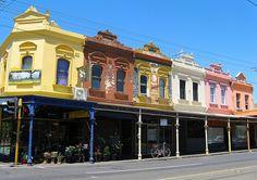 Carlton Architecture by Dean-Melbourne, via Flickr