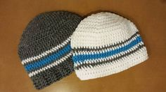 Crochet BF Beanie Unisex pattern-free Ravelry download from Heidi Yates-sizes baby to adult