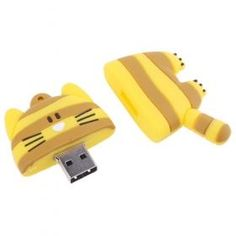 Striped Cat USB 2.0 Flash/Jump Driver(8GB) NEED