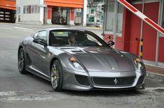 599 GTO