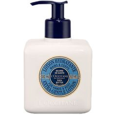 L'Occitane en Provence Shea Butter Extra-Gentle Lotion For Hands &... found on Polyvore