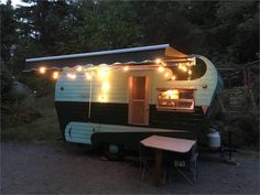1960 Hensley 13 ft Camping Trailer - Quilcene, WA
