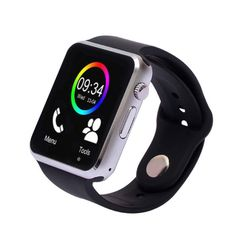 Smartwatch Smart Watch With Camera Bluetooth Pedometer Sleep Tracker Answer Call Smart Watches For Android Ios - PINkart. Smartwatch Bluetooth, Bluetooth Speakers, Camera Watch, Ios, Rubber Watches, Wearable Device, Android Smartphone, Portable, Sport Watches