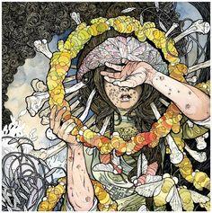 illustrations by artist John Dyer Baizley