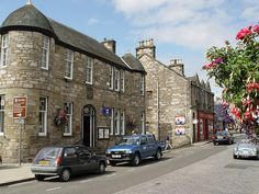 Pitlochry High Street #Scotland