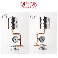 PIPESTORY Pipe lamp / koperen lamp/koperen pijp