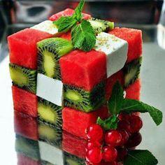 Arte Culinario, Frutas y Hortalizas