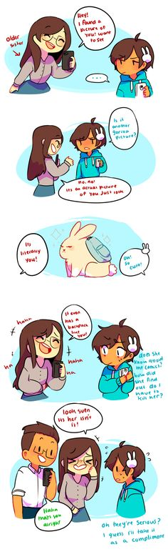 Anti-Social Media :: 60: Bun | Tapastic Comics - image 1