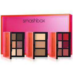smashbox - Light It Up Eyes Contour Lips