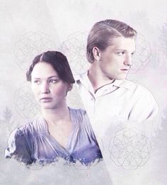 Hunger Games / Katniss / Peeta