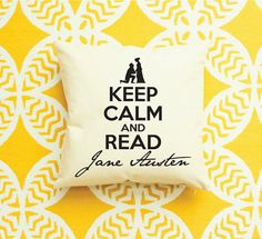 Gardez votre calme et lire Jane Austen