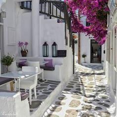 Mykonos, Greece ..#mykonos #greece Ναι ο παραδεισος δεν ηταν νοσταλγια.Ουτε πολυ περισσοτερο μια ανταμοιβη. Ηταν δικαιωμα... Ο. Ελυτης