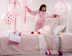 zauberhafte kinderbettwäsche von catimini. frisch, fröhlich, frei ... Decoration, Baby Car Seats, Children, Kids, Comforters, Toddler Bed, Blanket, House, Furniture