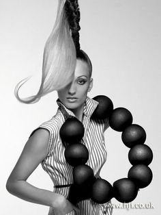 Avant garde means being at the leading edge or vanguard and is applied to t. Avant Garde Hair, Fashion Dictionary, Creative Hairstyles, Fashion Hairstyles, Hair Shows, Weird Fashion, Female Photographers, Sophisticated Style, Hair Art