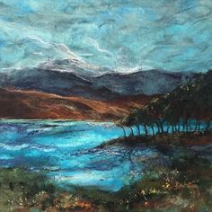 By the bonnie banks by Moy Mackay