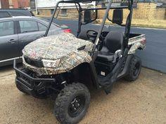 New 2014 Kymco UXV700iHE ATVs For Sale in Pennsylvania. 2014 KYMCO UXV700iHE,