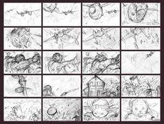 Storyboards by ~Khylov on deviantART