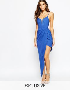 Image 1 ofGinger Fizz Asymmetric Dress
