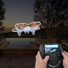 Fancy - Video Drone with Real Time Display