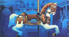 """Cinderella's Carousel"" Disneyana Convention '92"