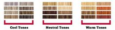 What Hair Color Is Most Flattering For Your Eye Skin Tone