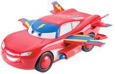 Lightning McQueen Hawk