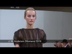 J. W. Anderson London Fashion Week show: J. W. Anderson SS14 Collection. JW Anderson on Après Paris http://www.apresparis.it/en/shop/all/jw-anderson/all