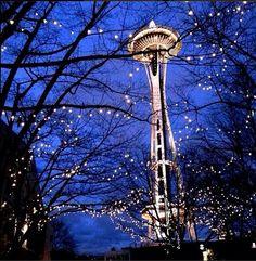 Seattle for the holidays San Diego, San Francisco, Seattle Washington, Washington State, San Antonio, Seattle Travel, Seattle Sights, Nashville, Starbucks Seattle