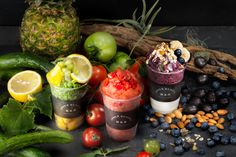 Inner Beauty Barオーガニック野菜やフルーツを贅沢に使用した新感覚かき氷を限定発売