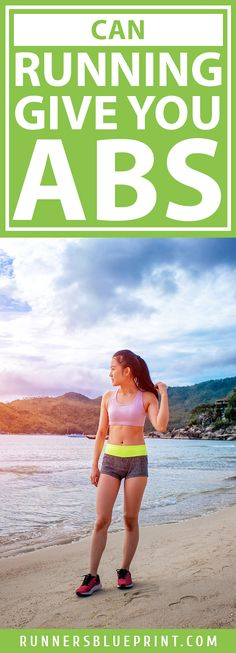"""""""Can running give you abs?"""" This is one of the most common questions I get from readers and friends alike. Here's the truth. Trying to build a six-pack while running is a goal worth pursuing. But as in life as it is in fitness, you don't get what you wish for, you get what you work for. In today's article, I'll outline the relationship between running and abs. Cross Training For Runners, Cross Training Workouts, Six Packs, Outline, Abs, Relationship, Running, Friends, Bikinis"""
