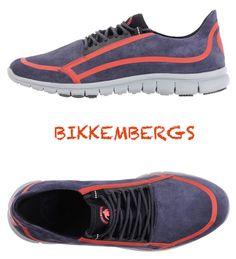 NIB $264 BIKKEMBERGS MEN'S FASHION SNEAKERS. SZs 10/43, 11/44 M #Bikkembergs #FashionSneakers