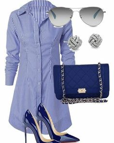 , , Come, see the looks … - Moda Trends Sexy Outfits, Mode Outfits, Classy Outfits, Stylish Outfits, Summer Outfits, Casual Chic, Casual Wear, Look Fashion, Womens Fashion