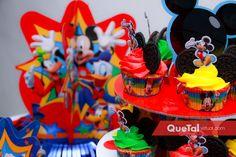 Detalles | Quetal Virtual #fiesta #kids #mickey