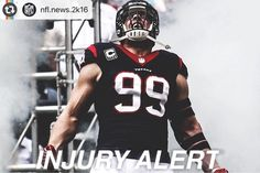 #Reposting @nfl.news.2k16 with @instarepost_app -- 🚨INJURY ALERT🚨 The Houston Texans have announced that 3 time defensive player of year J.J. Watt passed his physical and is ready for practice on Monday. The defensive end had surgery on his back this past July. At this point he's expected to play in the season opener vs Chicago but nothing is confirmed. What do you guys think of this? Comment down below ⬇️ #NFL #football #injury #update #alert #jjwatt #houston #texans #surgery #week1