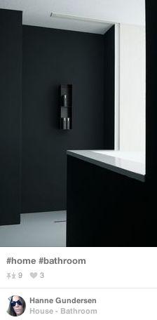 murs noirs