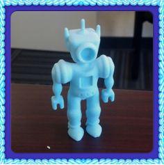 3D Printed little robot...