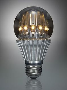 LED lighting that looks steampunk