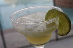 fresh lime/orange margaritas w/ a recipe for skillet burritos