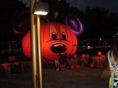 Halloween at WDW