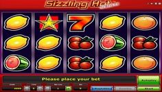 #SizzlingHot Deluxe is one of the #best known or most widely played games from Novomatic. It has a fiery gameplay that is enjoyed by loyal fans from all over the world, both online and in land-based #casinos.  Keep reading if you want to join in the #fun by playing the Free Sizzling Hot Deluxe Slots.
