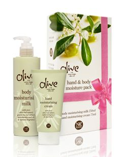Hand & Body Olive pack from Moisturiser, Best Natural Skin Care, Christmas Gifts For Her, Skin Problems, Inspirational Gifts, Shea Butter, Body Care, Bath And Body