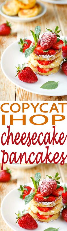 Easy Cheesecake Panc