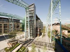 Sino-silos - bureau Gejian/Nicolas Godelet Architects & Engineers, Photo © Ollivier Marceny #architecture #projet